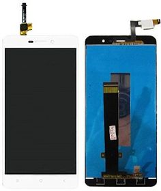 LCD Display Touch Screen Digitizer Assembly For Xiaomi Redmi Prime White Mobile Accessories, Display, Electronics, Iphone, Feather Touch, Ebay, Glass Protector, Samsung, Amp