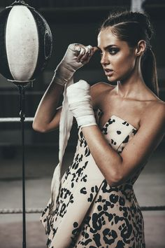 :::: Luv to Look ::: Style | Hair | Makeup | Trends | Beauty | Fashion: Fighter