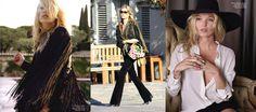 Bohemian Style Type – Kate Moss