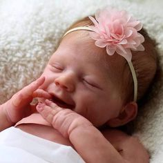 Little Avianna Reborn Baby Doll (PREORDER) - My list of the most beautiful baby products Silicone Babies For Sale, Reborn Babies For Sale, Reborn Dolls For Sale, Reborn Baby Boy Dolls, Baby Dolls For Sale, Newborn Baby Dolls, Baby Girl Dolls, Real Life Baby Dolls, Real Doll