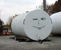 Winking Tank
