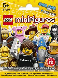 Products - Minifigures LEGO.com