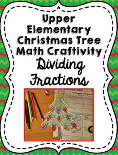 Celebrate the season with this easy-to-prep math craft!  Each student will have a unique tree that looks perfect in classroom displays.  So fun for students, while still practicing important skills!