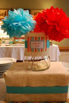 "Photo 1 of 47: Fiesta / Bridal/Wedding Shower ""Festive Fiesta Wedding Shower"" | Catch My Party"