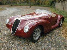 Alfa Romeo. Yes it will break down. But man it is beautiful