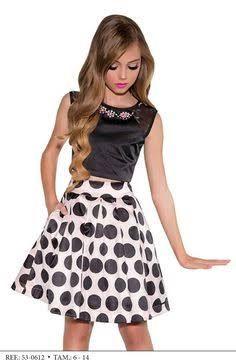 Resultado de imagem para vestidos infanto juvenil nenuca Frock For Teens, Dresses For Teens, Girls Dresses, Cozy Fashion, Ethnic Fashion, Teen Fashion, Womens Fashion, Outfits Niños, Kids Outfits