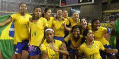 L'équipe du Brésil en football féminin