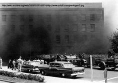 Weather Underground Pentagon Bombing, 19 March 1972 (Ho Chi Minh's birthday)