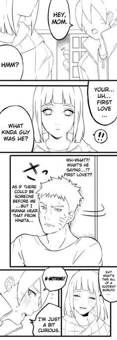 Hinata first love was Naruto right Boruto, Naruto Shippuden, Naruto Gaiden, Hinata Hyuga, Naruto Cute, Naruto Funny, Naruto And Sasuke, Anime Naruto, Anime Manga