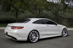 Awesome Mercedes 2017: 2015 S-Class on Flangiato-M  Cool Cars