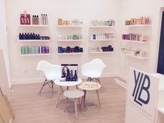 salon de coiffure design YLB