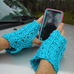 The Air will soon be turned up at work..get $5 fingerless gloves at www.KaysKoolKrochet.Etsy.com Google+