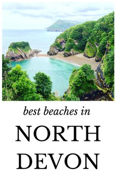 Heading to the stunning coastline of North Devon? Read our pick of the best beaches in North Devon here. We talk you through secret coves, magnificent stretches of golden sands and dog friendly beaches for the family. Devon England, Cornwall England, Oxford England, Yorkshire England, Yorkshire Dales, London England, Devon Uk, Skye Scotland, Highlands Scotland