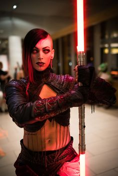 The World's most recently posted photos by liqdseoul Sith Costume, Star Wars Jokes, Star Wars Sith, Star Wars Girls, Star Wars Collection, Best Cosplay, Darth Sith, Darth Maul, Superhero Villains