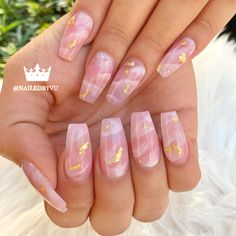 In search for some nail designs and ideas for your nails? Here is our list of must-try coffin acrylic nails for cool women. Summer Acrylic Nails, Best Acrylic Nails, Spring Nails, Summer Nails, Pink Nail Designs, Acrylic Nail Designs, Nails Design, Best Nail Designs, Gorgeous Nails
