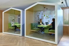 BSH Home Appliances Home of Innovation Office by Green Room, » Retail Design Blog