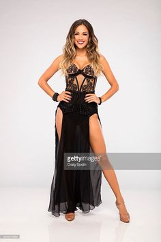 JANA KRAMER - The stars grace the ballroom floor for the first time on live national television with their professional partners during the two-hour season premiere of 'Dancing with the Stars,' which airs MONDAY, SEPTEMBER 12 (8:00-10:01 p.m., ET) on the ABC Television Network.