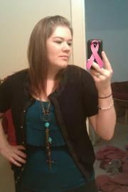 My beautiful baby daughter Kellie.  She will be an awesome teacher.
