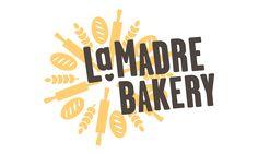 Design, Branding, Packaging & Graphic Design    La Madre Bakery