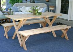 For its sustainability, people often choose cedar furniture to place it in gardens and yards, where it looks even more natural and remarkable: swings; tree benches; chairs; garden arbors, etc… This is a short list of items made of this wood that any reliable manufacturer can offer today. You can even buy cedar pet bed to please your beloved pet...