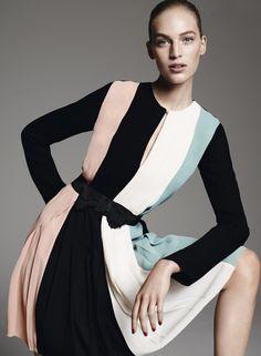 Vogue US- November, 2014 | Photography: Karim Sadli | Model: Vanessa Axente