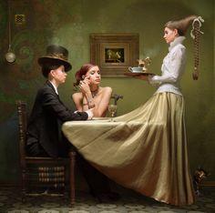 Chocolate .. Author: Vladimir Fedotko