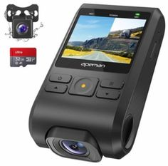 Top 10 Best Motorcycle Dash Cams in 2020 - SuperiorTopList Car Camera, Portable Charger, Dashcam, Low Lights, Wide Angle, Sd Card, Night Vision, Monitor