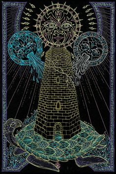 The Tower - Man's foley in Gaea's Upheaval by Lakandiwa on deviantART