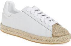 Alexander Wang 'Rian' Lace-Up Espadrille Sneaker (Women) - $425.00