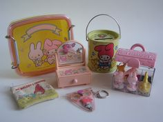My Melody vintage lil collection ^^