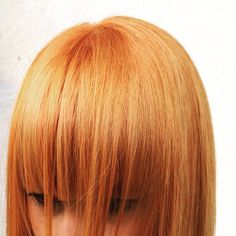 Red hair •••