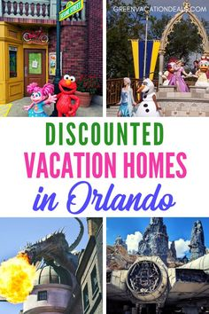 How to book a discounted vacation home rental in Orlando, Florida. Up to 14 bedrooms. Great for large families. Visit Disney World, Universal, SeaWorld, etc Disney Resorts, Best Resorts, Disney Vacations, Disney Trips, Top Vacation Destinations, Vacation Home Rentals, Vacation Deals, Travel Deals, Orlando Vacation