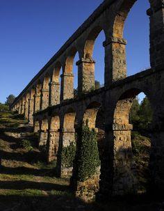 L'aqüeducte de les Ferreres (més conegut com... - Tarragona