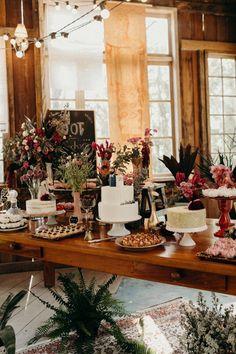 9 Wedding Dessert Table Ideas to Sweeten Your Reception Decor