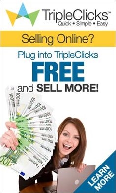 If you're already selling online, get your own FREE extra shop within Tripleclicks by joining our E-Commerce Associates program and get the marketing power of over affiliates globally, to promote your product offer! - visit our website- Home Based Business, Online Business, Barcelona, Online Income, Online Work, Selling Online, Business Opportunities, Earn Money, Making Ideas