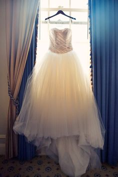 skirts of tulle are lovely.