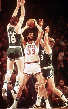 1974 NBA World Championship Series - The Boston Celtics top the Milwaukee Bucks in seven games to claim their 12th NBA title.