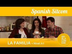 "(1491) 4. La familia en español - ""Spanish Sitcom A1"" - YouTube Family Theme, Youtube, Spanish, Learn Spanish, Fat, Spanish Language, Spain, Youtubers, Youtube Movies"