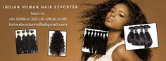 The #Hair is the richest ornament of #Women. Change your style with our #Black Gold Impex Hair Extensions. Our product portfolio also includes Human hair wigs made from Virgin Indian Remy hair.