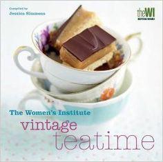Women's Institute: Vintage Teatime: Amazon.co.uk: Jessica Simmons…