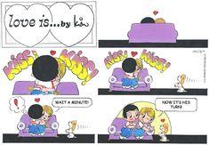 Love is...Sunday 22 May 2016 | Bill Asprey Cartoons & Comic Strips