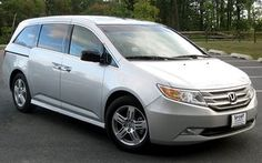 Honda is issuing a recall in Odyssey minivans which suffer from a faulty fuel pump strainer that could pose a fire hazard. Click here for the full story.
