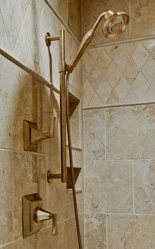 Perfect tile.....Cantrell Ave - traditional - bathroom - nashville - by The Kingston Group - Remodeling Specialists