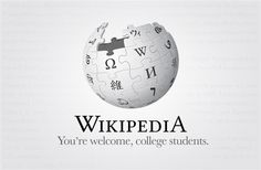 Wikipedia, the Cole's Notes of everything