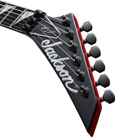 Jackson Guitars -- Lately I'm thinking of returning to play electric guitar (still in the works)