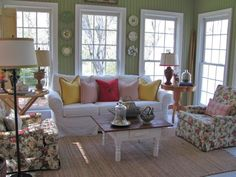 Savvy Southern Style: My Favorite Room