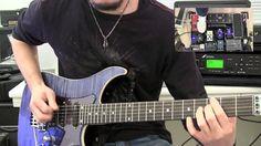 Whammy Pedal Tips - #6 - Guitar Lesson - Masaki Watanabe