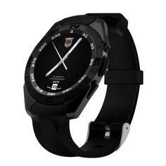 NO.1 G5 Bluetooth 4.0 Heart Rate Monitor Smart Watch — Промокоды GearBest (Promo…