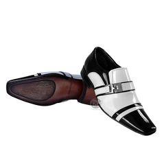 Sapato Social De Verniz
