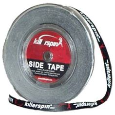 Killerspin 601-51 Table Tennis Side Tape for 20 Rackets - 601-51